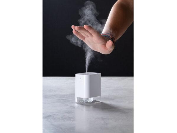 disperser igienizant pentru maini
